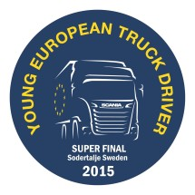 Young European Truck Driver Hope Technical