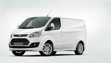 Ford Transit at hope Technical Developments